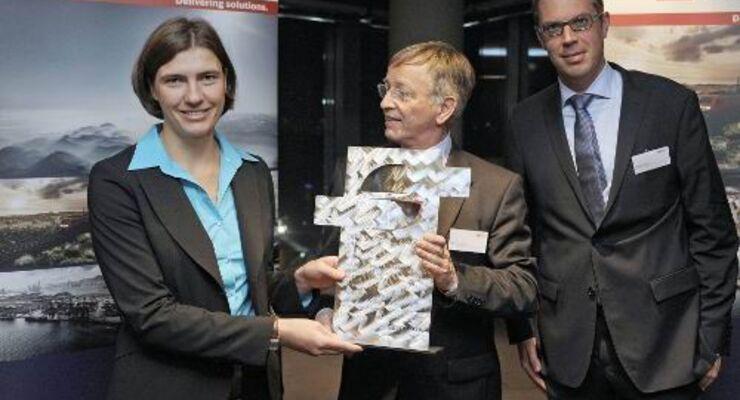 DB Schenker verleiht Logistik-Preis