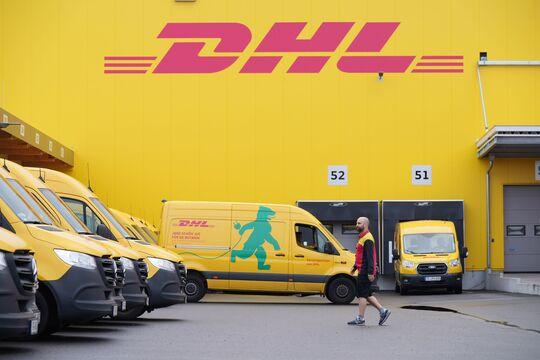 DHL Express Berlin Tempelhof