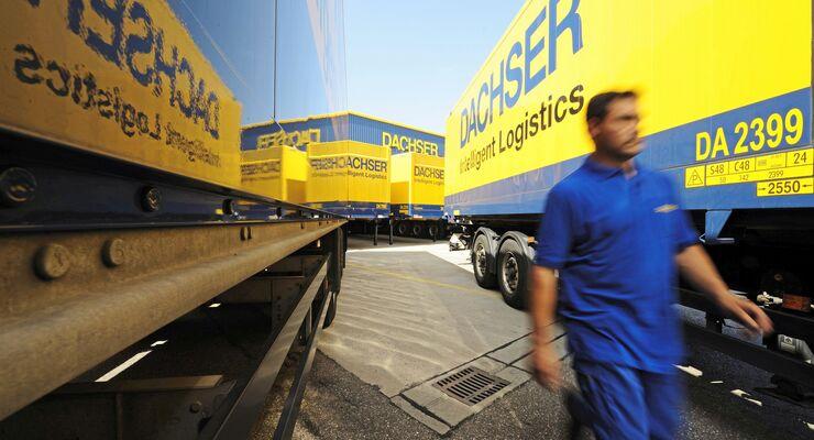 Dachser, Logistics, Kempten
