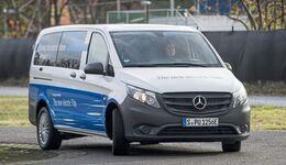 Daimler Mercedes Vito eVito App