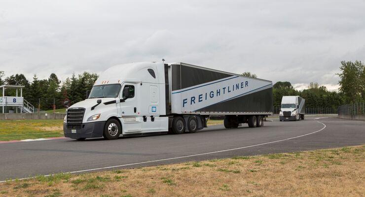 Daimler Trucks gründet Forschungs- und Entwicklungszentrum für automatisierte Lkw in Portland (Oregon)