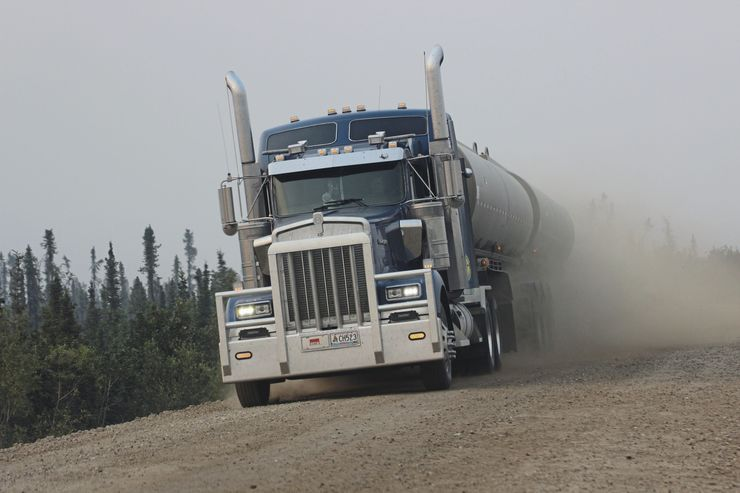Dampster Highway