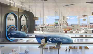 Das Projekt: DP World Cargospeed