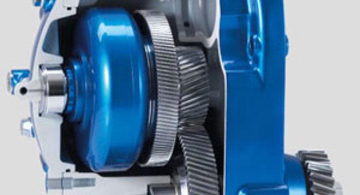 Das TurboCompound-System für Iveco.
