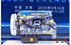 Das neue Dieselaggregat von Weichai Power verfügt über eine Common-Rail-Einspritzung von Bosch.