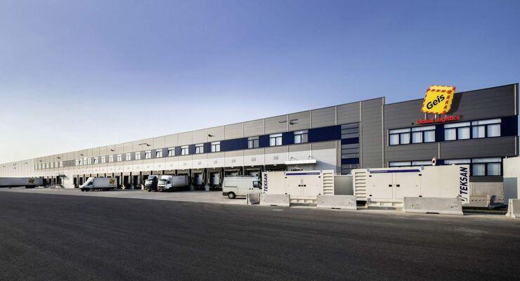 Das neue Zentral-Hub befindet sich im polnischen Stryków bei Lódz.