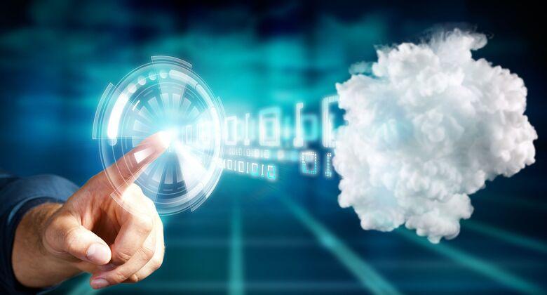 Daten, Datenfluss, Cloud, Wolke, Software, Telematik