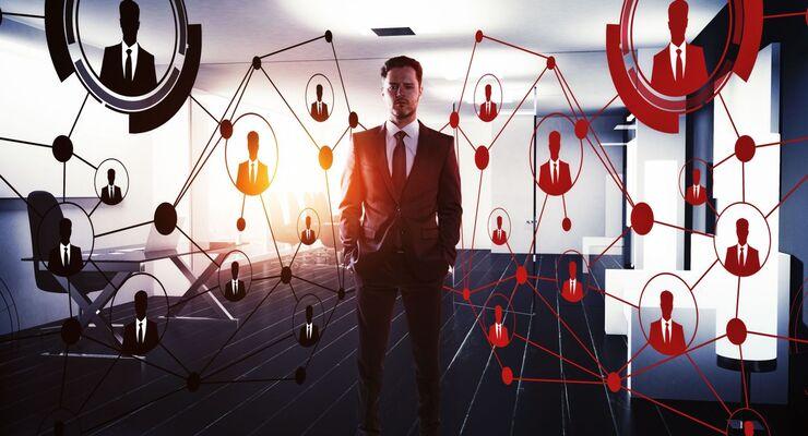 Daten, Vernetzung, Büro, Office, Mitarbeiter, Stab, Personal