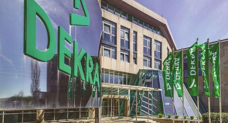 Dekra-Zentrale in Stuttgart