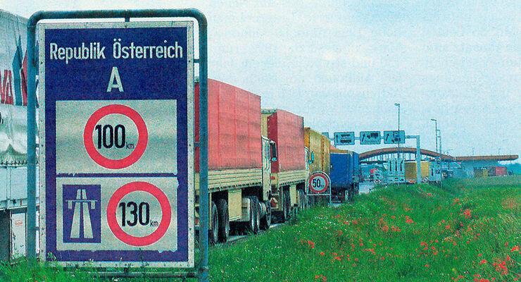 Der Güterverkehr