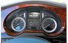 Der neue DAF XF, Neue Instrumente
