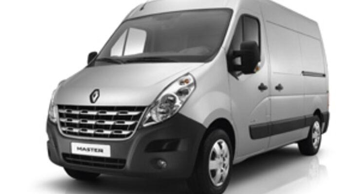 Der neue Renault Master