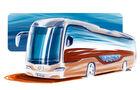 Design-Grafik Citaro Brennstoffzellenbus