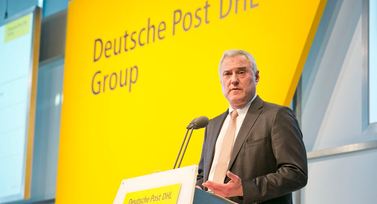 Deutsche Post DHL Group, Bilanzpressekonferenz 2015