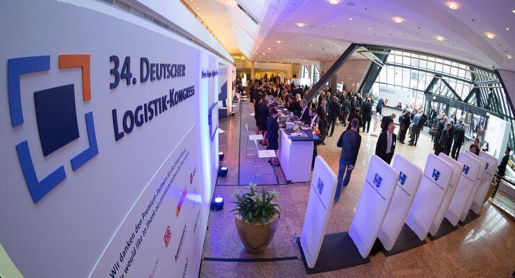 Deutscher Logistik-Kongress 2017 der BVL