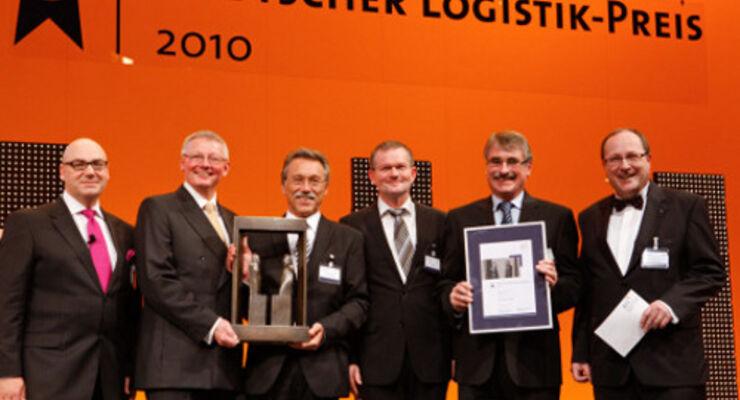 Deutscher Logistik-Preis geht an Nord Stream
