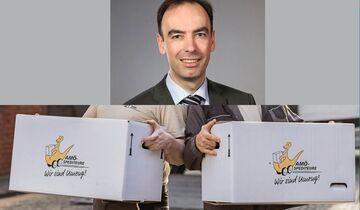 Dierk Hochgesang, Hauptgeschäftsführer Bundesverband Möbelspedition und Logistik