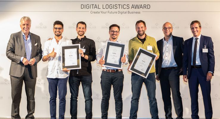 Digital Logistics Award, Preisträger