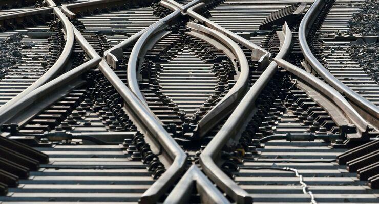 Doppelte Gleisverbindung