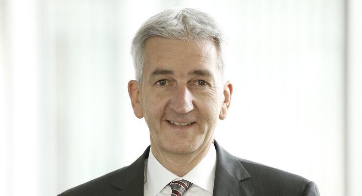 Dr. Alexander Hufnagl, Geschäftsführer von DKV Euro Service