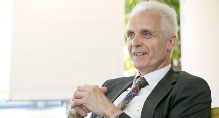 Dr. Klaus Strautmann, Inhaber von Langendorf,