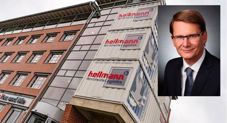 Dr. Michael Noth, Hellmann