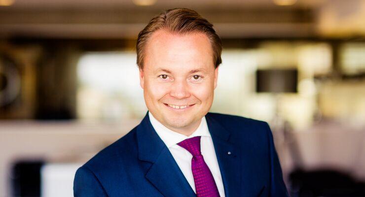 Dr. Thomas Knecht, Sprecher Vorstand Hellmann Worldwide Logistics