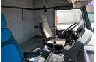 Drei Generationen Scania-Lkw, Fahrerhaus