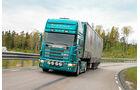 Drei Generationen Scania-Lkw, Topline, Softie