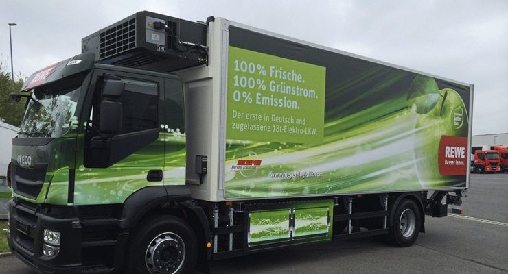 E-Fahrzeug