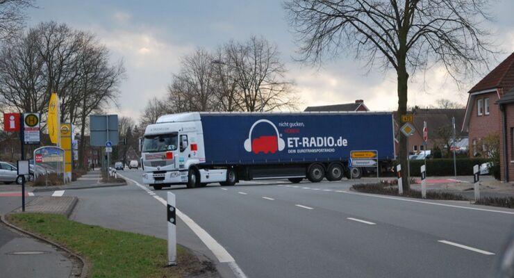 ET-Radio fährt Hilfsgüter in die Ukraine