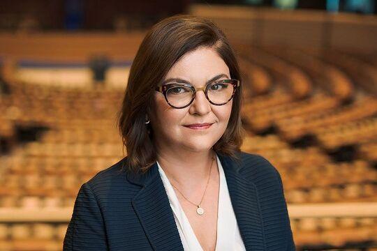 EU-Abgeordnete Adina Valean