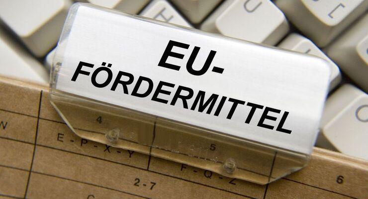 EU- Fördermittel