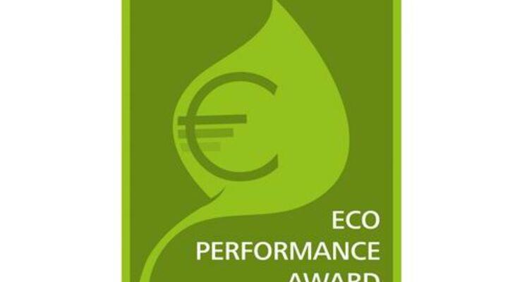Eco Performance Award ausgeschrieben