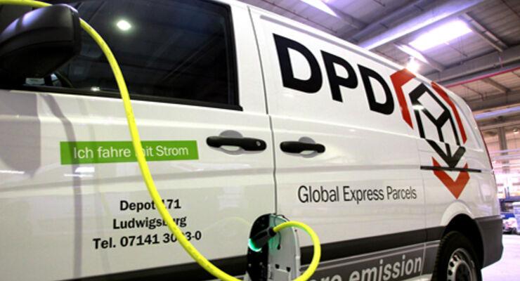 Elektro-Vito für DPD