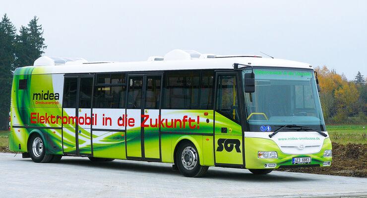 Elektrobus von SOR, Zukunft