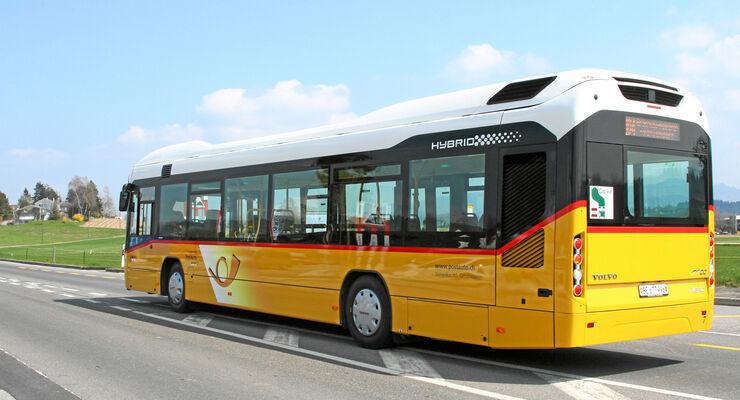 Elektromobilität, Thermomanagement für Elektrobusse
