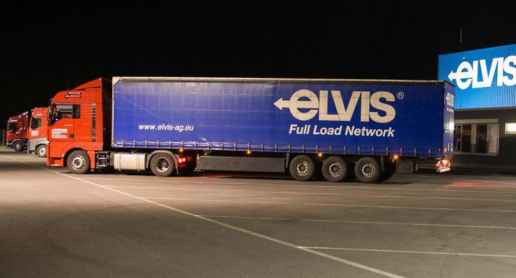 Elvis-Lkw