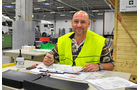 Elvis, Vorbildliches Arbeitszeitenmodell, Operations-Manager Frank Peter