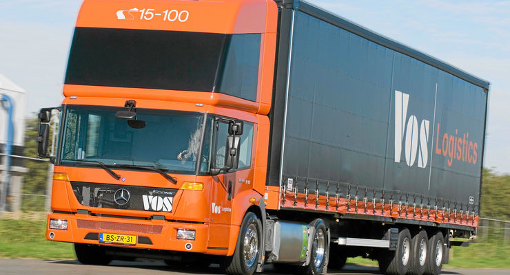 Entwicklung, Vos Logistics