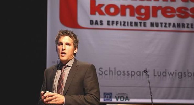 Eric Lindzus, Produktmanagement Innovative Antriebe, Bosch Rexroth, lao-Zukunftskongress 2011