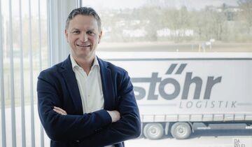 Erwin Stöhr, Geschäftsführer Stöhr Logistik