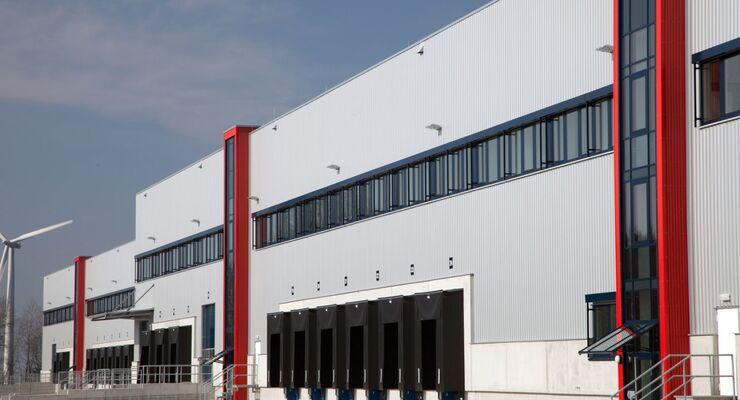Eurolog Rade, Logistikzentrum Noerpel
