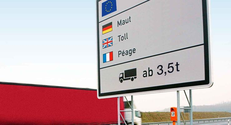 Europäische elektronische Maut EETS