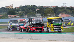 European Truck Racing Championship 2019 in Misano
