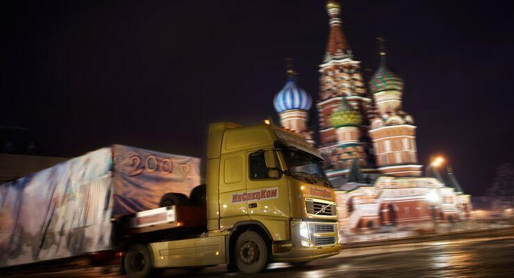 Export nach Russland