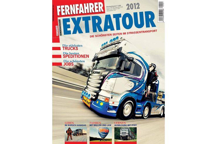 FERNFAHRER Sonderheft Extratour 2012 Titel