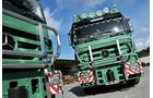 FERNFAHRER Sonderheft Extratour 2012 Trucks Schwandner Sondernummern bei der Arbeit