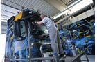 FERNFAHRER Supertrucks Spezial  01/2012 Herpa Actros Sternbilder