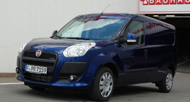 Fahrbericht: Fiat Doblò Cargo